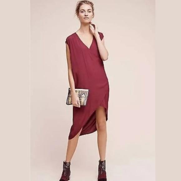 Anthropologie Dresses & Skirts - Anthropologie Holding Horses Asymmetrical Dress